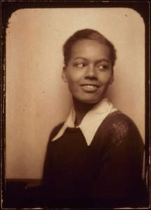 Pauli Murray, 1931 Pauli Murray Papers at Harvard University